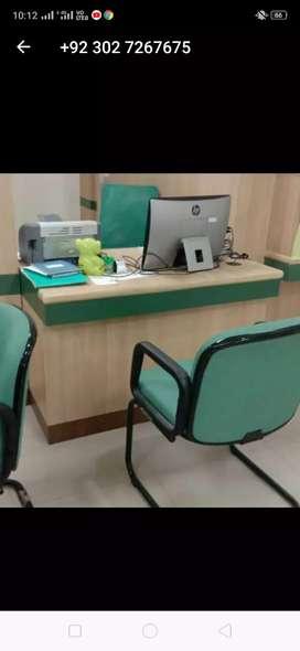 Supervisor office work