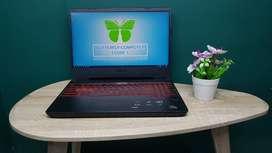 Laptop Gamming Asus TUF-FX505D  AMD Ryzen 5  Dual VGA Siyap Mabar PUBG