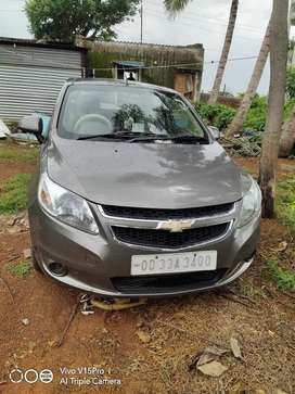 Chevrolet Sail 2014 Petrol 53000 Km Driven