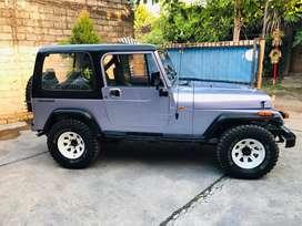 Jeep CJ7 automatic Th. 1983