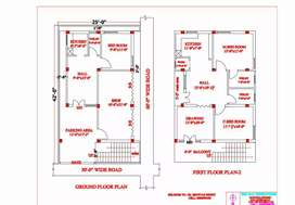 yapral new 3 bhk independent duplex  house for sell