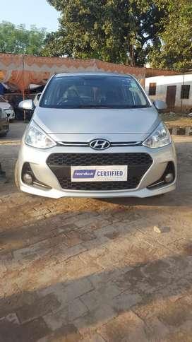 Hyundai Grand I10 i10 Sportz 1.1 CRDi, 2017, Diesel