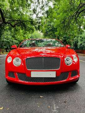 Bentley Continental GT V8, 2012, Petrol