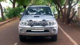 Toyota Fortuner 2.8 4X4 Manual, 2010, Petrol