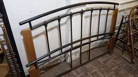 Double bed Wrought IRON