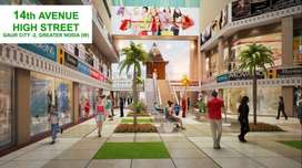 Shop available for Sale in Guar City 14 Avenue High Street Noida Ext