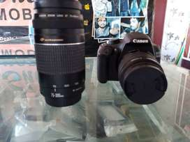Good condition with lens