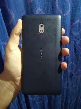 Nokia 2.1 sab kuch sahi chalda.screen crack 700 rs de peni new