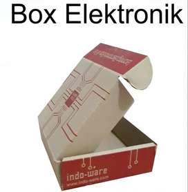 Karton Box Elektronik