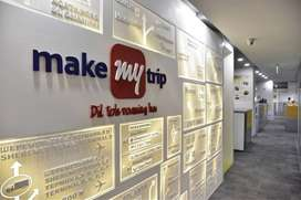 MakemyTrip process hiring for Back Office / Data Entry/ / KYC in NCR.