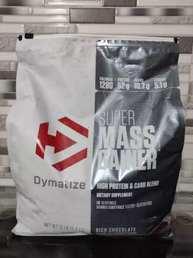 Dymatiz super mass gainer
