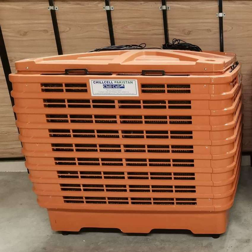 Evaporative Air Cooler (Domestic, Industrial and Commercial) 0