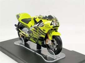diecast motogp leo models honda nsr 500 test jerez 2001 rossi