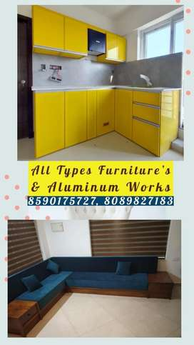 All Types Furnitures And Aluminium Fabrication Works