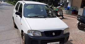 Well maintained 2009 model Alto LXI