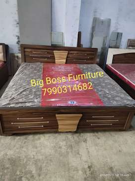 Brand New Big Size Double Bed