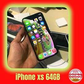 SECOND IPHONE XS 64 GB EKS INTER - FULLSET