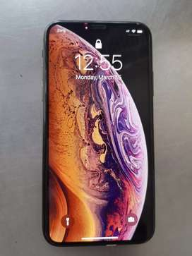 iPhone Xs 64GB dual Sim pta approved