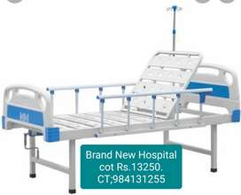 BRAND NEW PATIENT COT Rs.13250.IMPORTED COT.