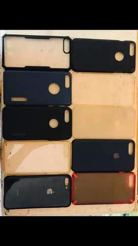 Iphone 7/8 plus all branded back covers in very good condition
