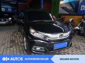 [OLX Autos] Honda Mobilio 1.5 S Bensin MT 2017 Hitam #Moarr Motor