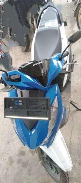 Beat 2020 plat lamteng (Raharja motor) 2890