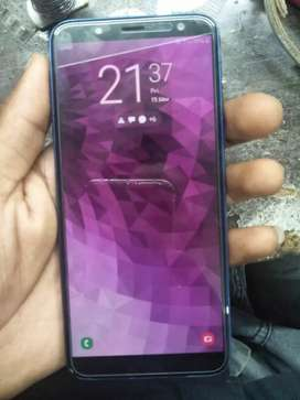 Samsung j6 a1 condition