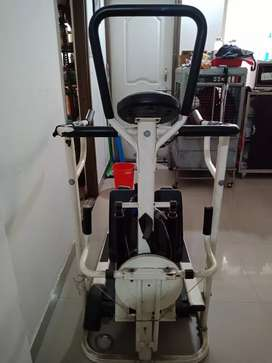 Treadmill-Manually Operated
