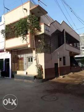 2 storeyed g+1 3 bhk raw house. Ready to move