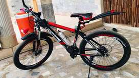 New bicycle only used 7 days
