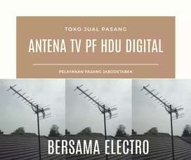 Tempat agen pasang sinyal antena tv lokal mustika jaya