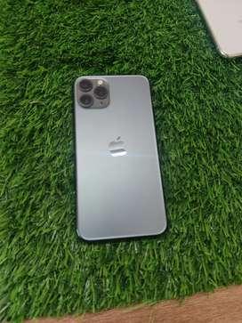 apple 11 pro 64 gb green color