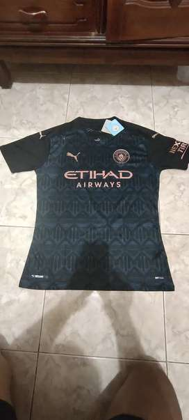 jersey away City player issue