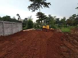 Stripping cut  & fill  hotmix land clearing pengurukan puin aspal