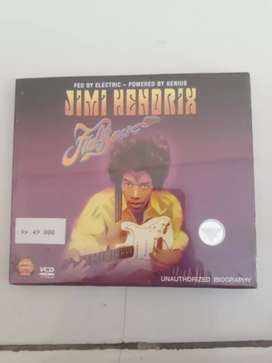 VCD Jimi Hendrix : Feedback