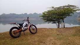 GasGas Trial bike (Custom)