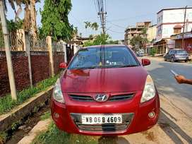 Hyundai i20 2009 Petrol Well Maintained with power windows