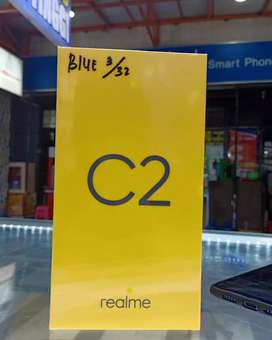 Readyyy Garansi Resmii Realme C2 3GB/32GB