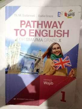 Buku bahasa inggris pathway to english