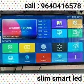 """Super brand 42"""" android 4k ultimate smart pro ledtv"""