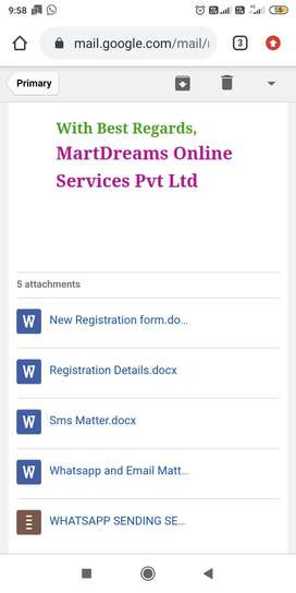 Martdreams online solutions