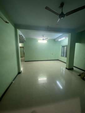 Office and attached home for rent in ambalamukku main road