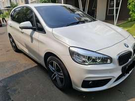 Dijual Murah BMW 218i + Extended Warranty,No PR lagi...