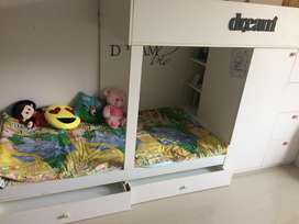 Kids Bunk Bed(without mattress)