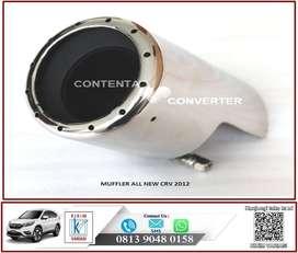 Al New CRV > > Muffler Cutter Modulo > > kikim veteran -1