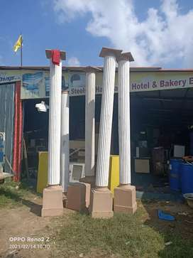 Function decorations material sales
