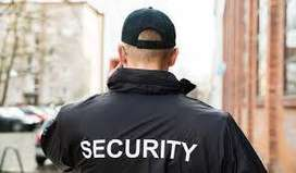 Security guard and supervisor