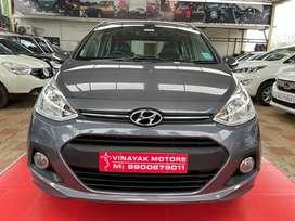 Hyundai Grand i10 2013-2016 AT Asta, 2015, Petrol