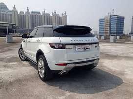 Range Rover Evoque 2.0 Dynamic Plus 2015 nik2013 White on Black