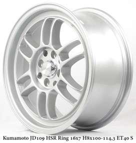 Velg Model Kumamoto Ring 16